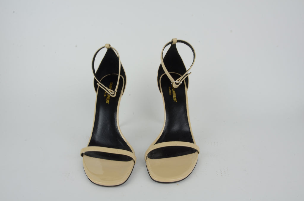 YSL SANDALS SIZE 40