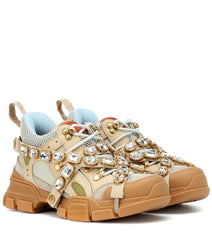 GUCCI FLASHTREK SNEAKERS WOMEN - LuxurySnob