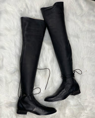 DIOR STELLAR OVER THE KNEE BOOTS SIZE 41