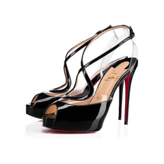 CHRISTIAN LOUBOUTIN CUPIDIVIP SIZE 39