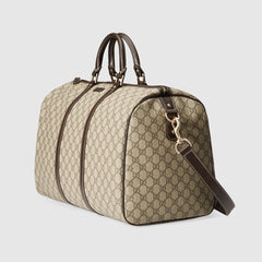 GUCCI CARRY ON DUFFLE BAG