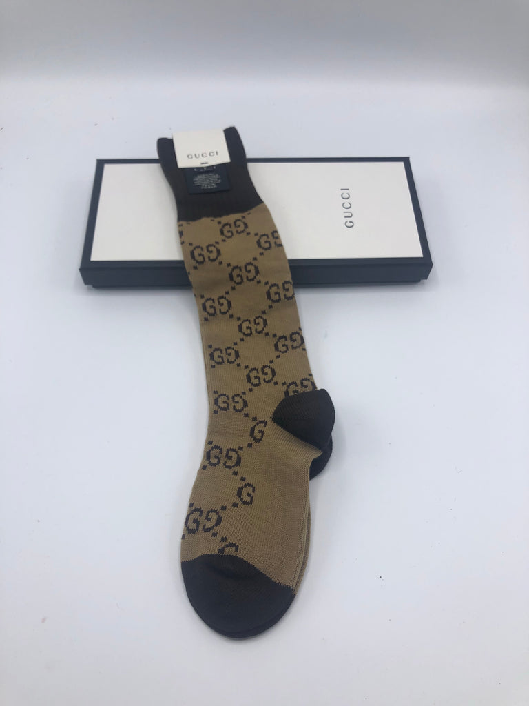 GUCCI SOCKS SIZE MEDIUM