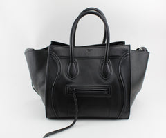 CELINE PHANTOM TOTE BLACK