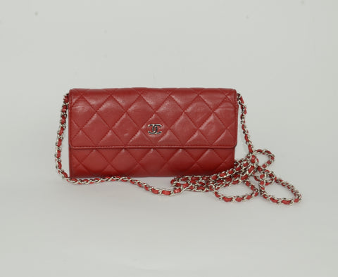 CHANEL CHAIN WALLET