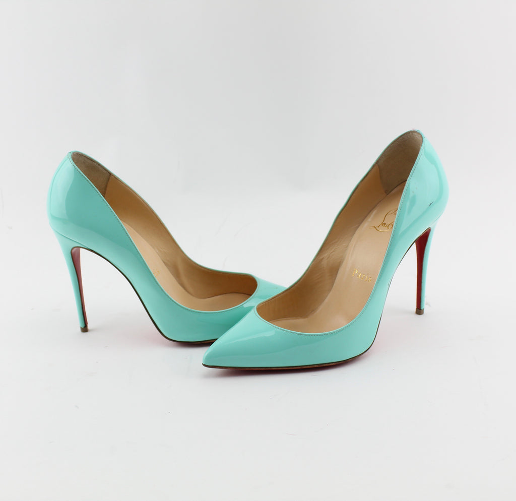 CHRISTIAN LOUBOUTIN PIGALLE FOLLIES SIZE 36.5
