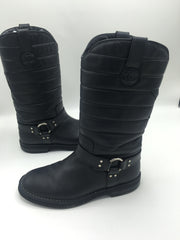 CHANEL BOOTS SIZE 40