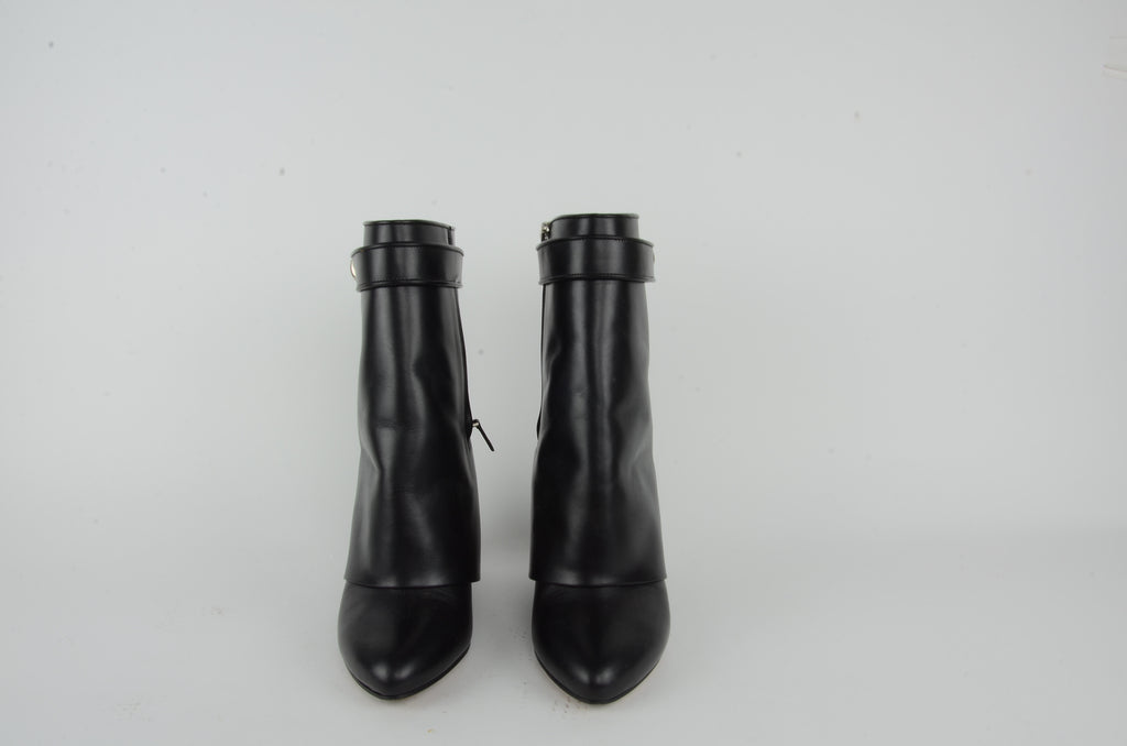 GIVENCHY SHARK BOOTS SIZE 37