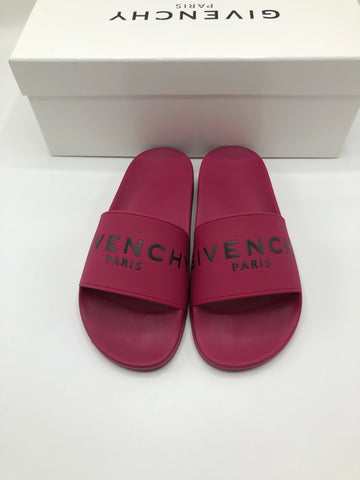 GIVENCHY SLIDES WOMEN SIZE 39