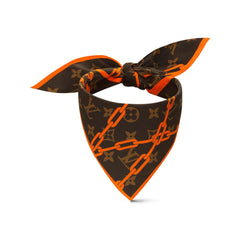 LOUIS VUITTON VIRGIL ABLOH MONOGRAM SOLAR RAY BANDANA
