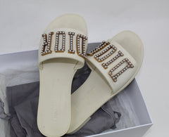 CHRISTIAN DIOR DIOREVOLUTION SANDALS