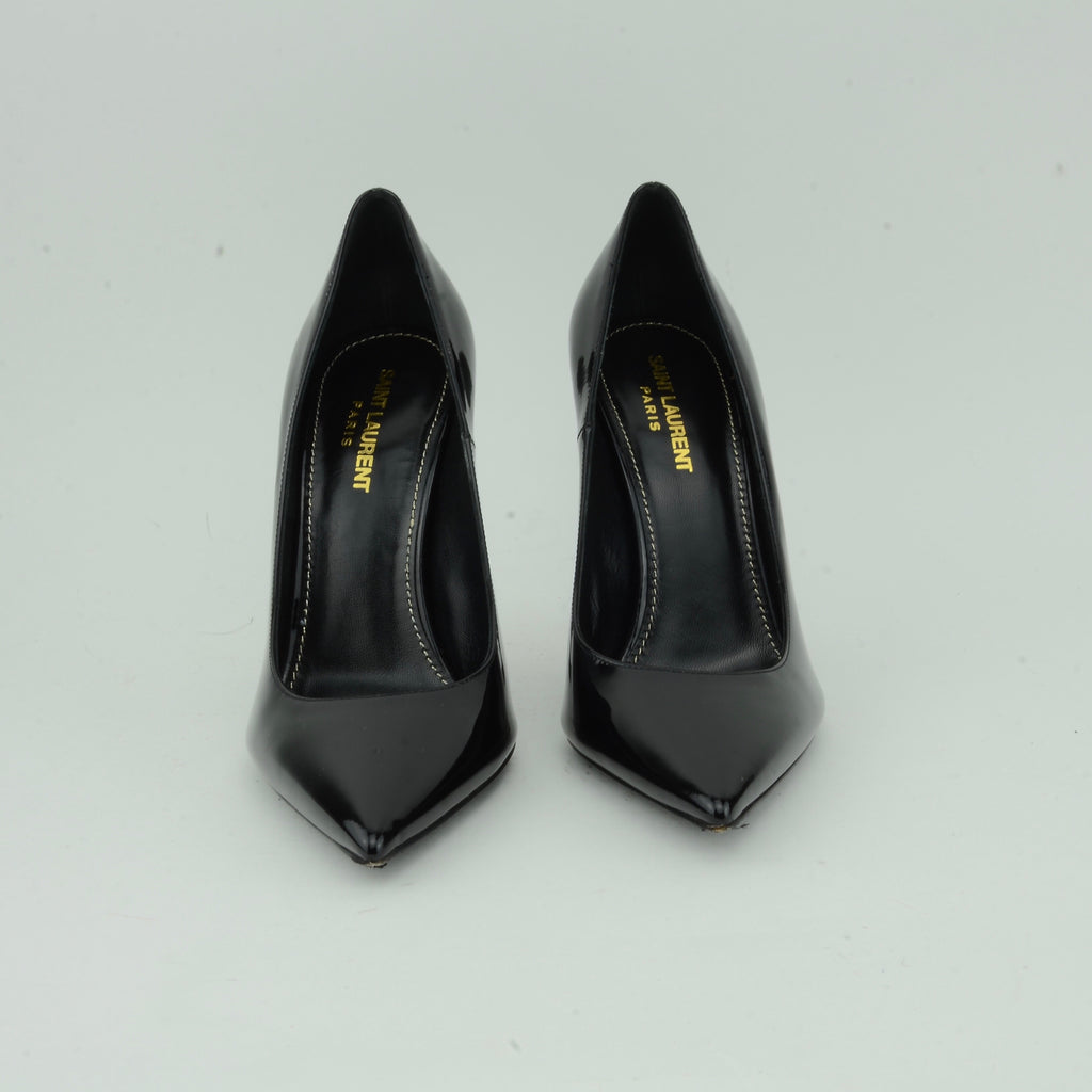 YSL OPYUM SHOES SIZE 38.5