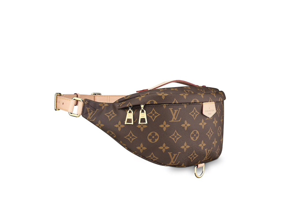 LOUIS VUITTON BUMBAG | LuxurySnob: pre owned luxury handbags, authentic designer goods second hand, second hand luxury bags, gently used designer shoes