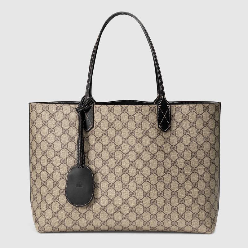 Gucci Medium Turnaround Reversible Leather Tote