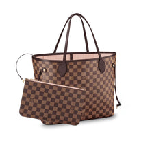 LOUIS VUITTON NEVERFULL MM ROSE BALLERINE