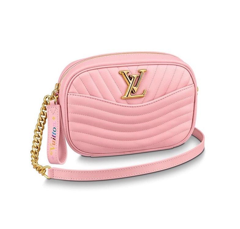 LOUIS VUITTON NEW WAVE CAMERA BAG CROSSBODY BAGS | LuxurySnob: pre owned luxury handbags, authentic designer goods second hand, second hand luxury bags, gently used designer shoes