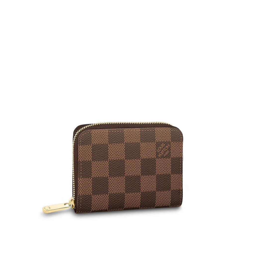 LOUIS VUITTON ZIPPY COIN PURSE ACCESSORIES | LuxurySnob: pre owned luxury handbags, authentic designer goods second hand, second hand luxury bags, gently used designer shoes