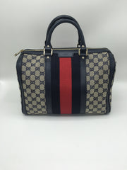 GUCCI VINTAGE BOSTON BAG