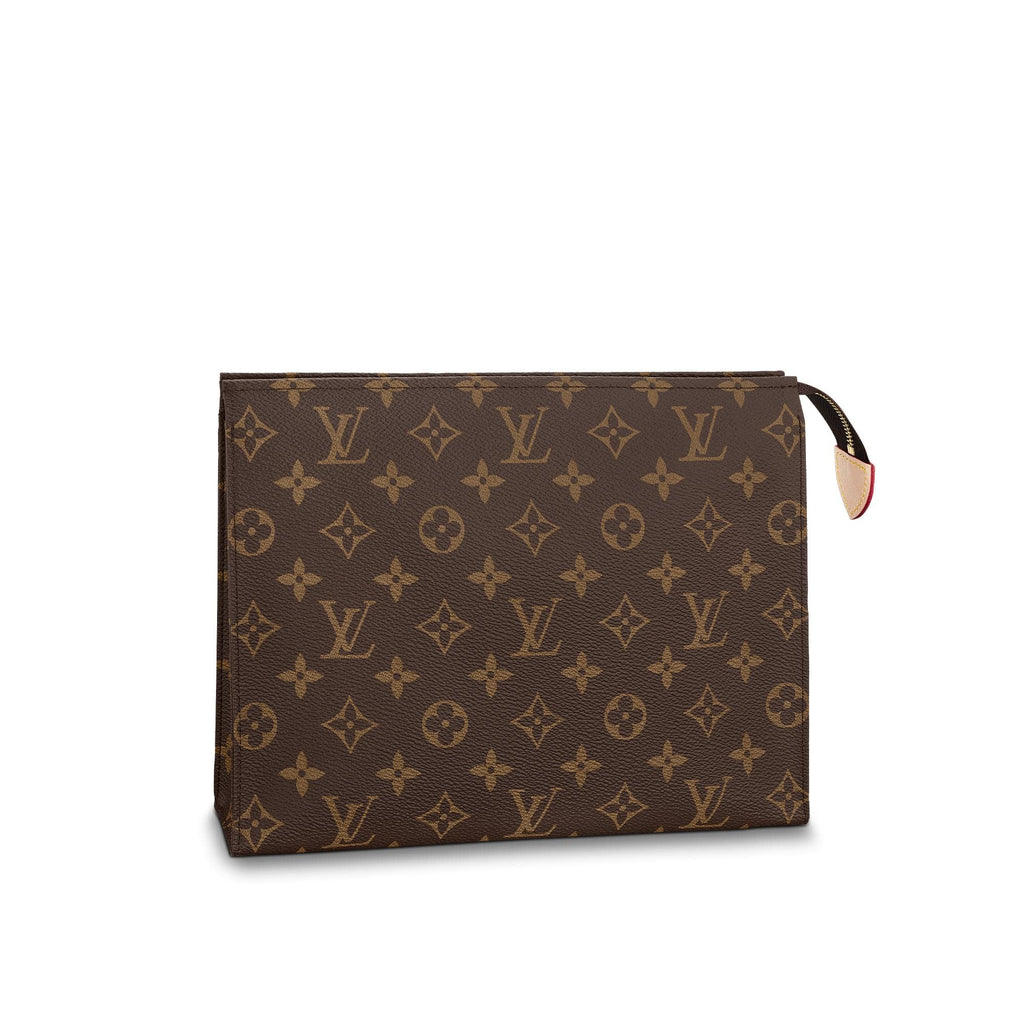 LOUIS VUITTON TOILETRY 26 (SOLD OUT EVERYWHERE) ACCESSORIES | LuxurySnob: pre owned luxury handbags, authentic designer goods second hand, second hand luxury bags, gently used designer shoes