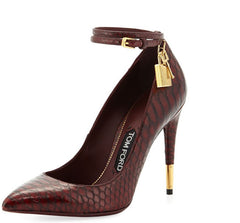 TOM FORD PADLOCK PUMPS - LuxurySnob