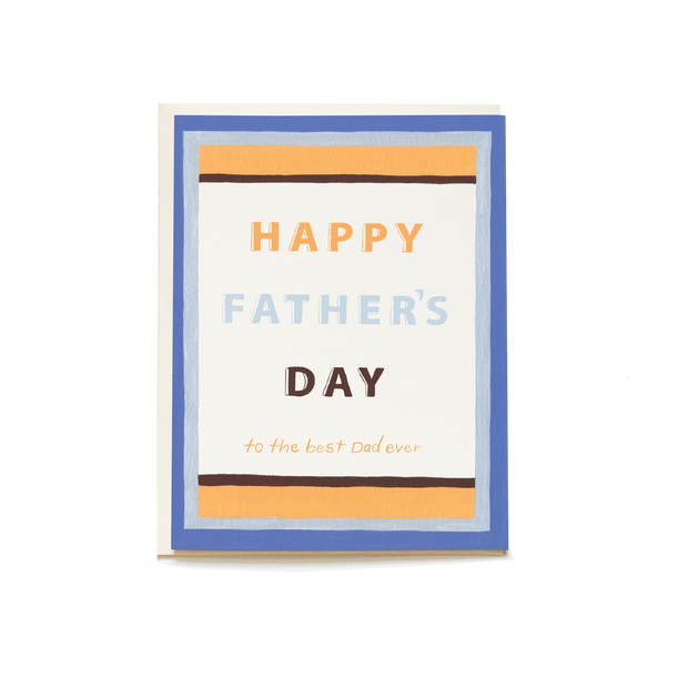 Best Father Card