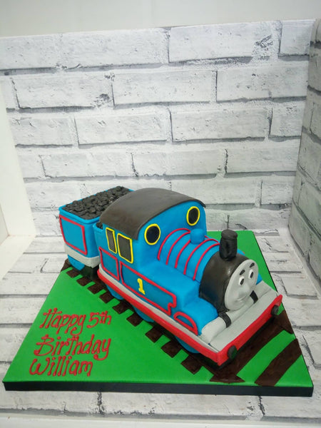 Childrens Birthday - Thomas The Tank Engine