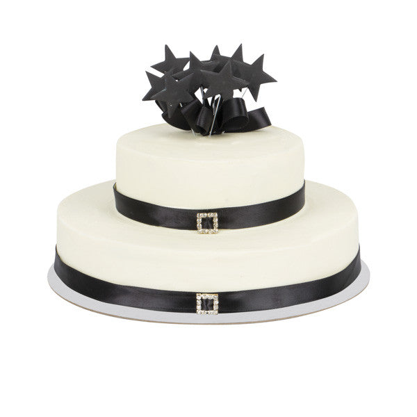 Birthday Cake: Two Tier Cake