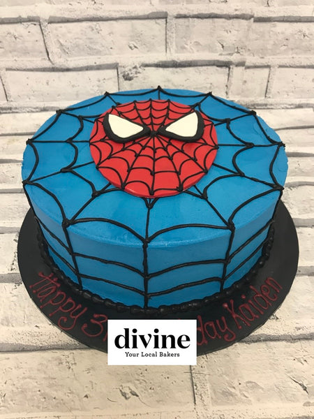 Childrens Birthday - Spiderman