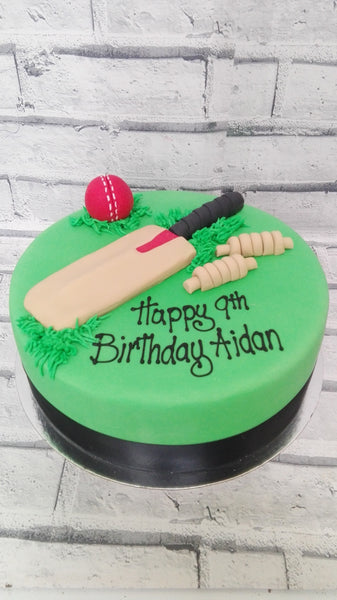 Childrens Birthday - Cricket