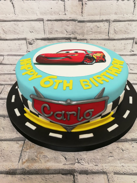 Childrens Birthday - Cars