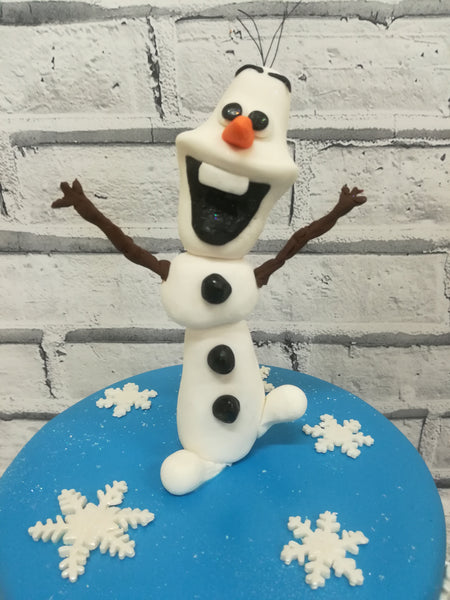 Childrens Birthday - Olaf and Frozen