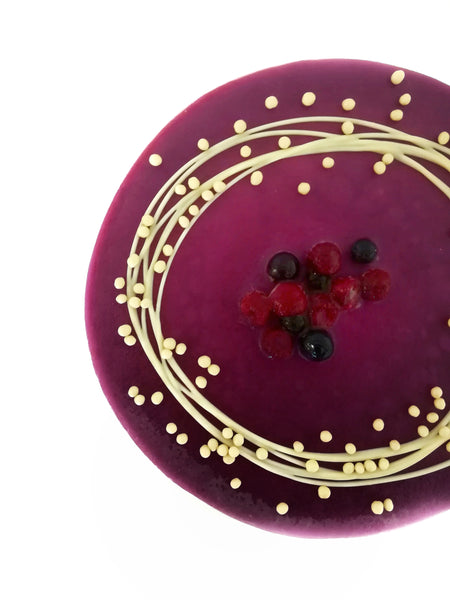 Mixed Berries Cheesecake