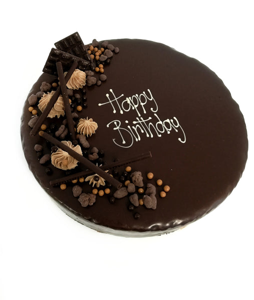 Chocolate Birthday Deluxe