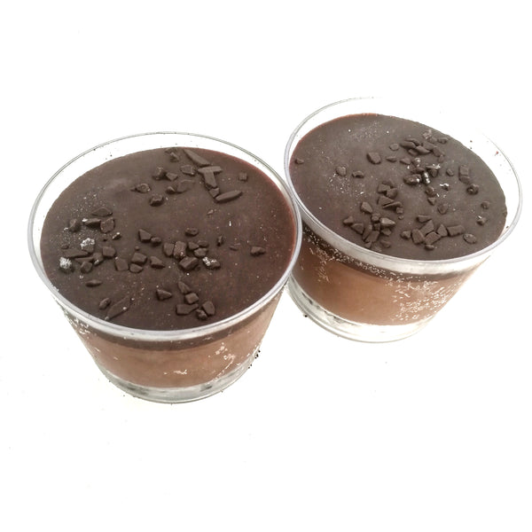 Vegan Chocolate Cups