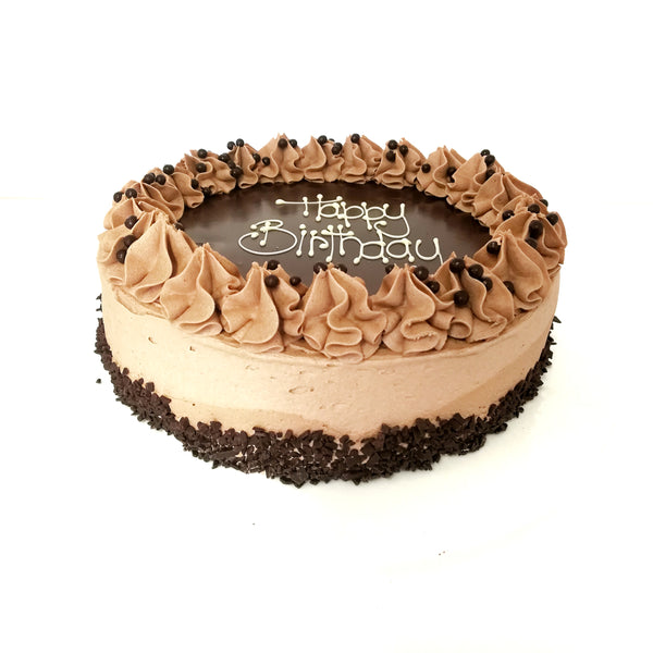 Chocolate Sponge Gateaux