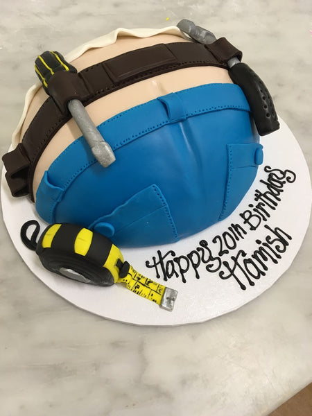 Adult Birthday - Builders Bum