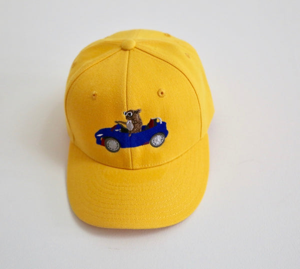 Yellow Ridin Dirty Cotton Cap
