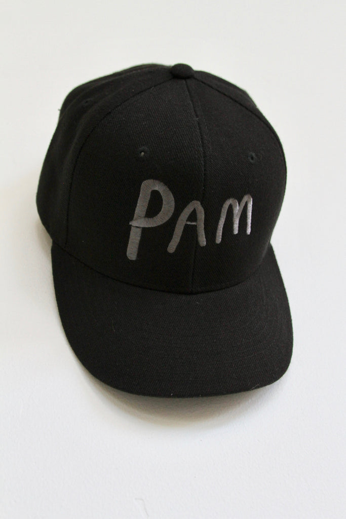 PAM, MONOCHROME BLACK HAT