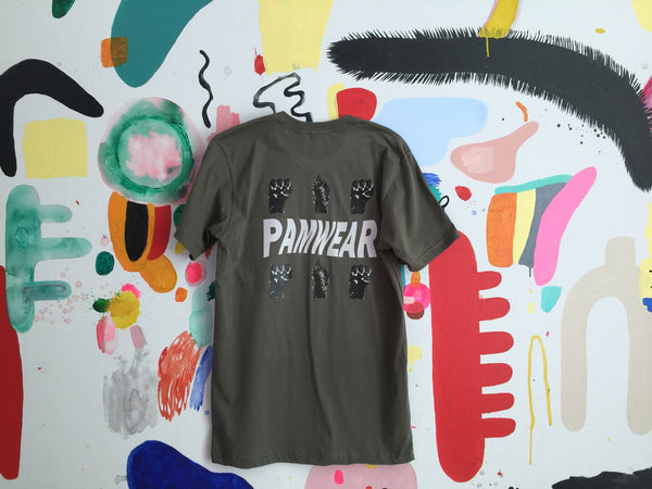 SUCCESS, POWER , PAM Pocket tee