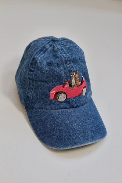 Jean Dream, PAM Cruise Denim Cap