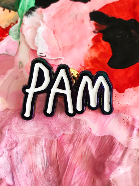 PAM signature pins, GLOW-IN-DARK