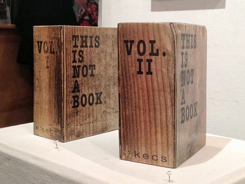 This is not a book Vol I & II