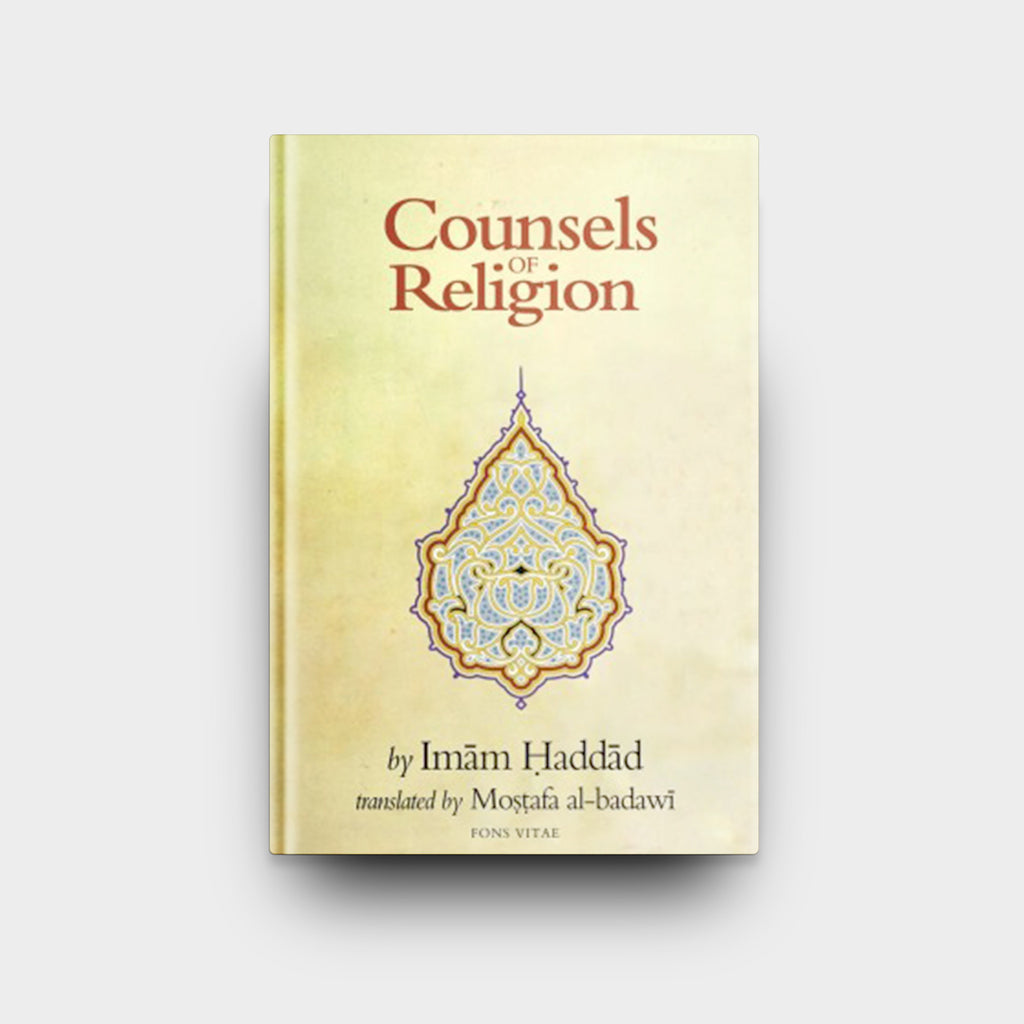 Counsels of Religion