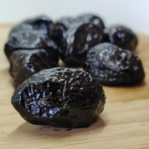 Moroccan Black Olives