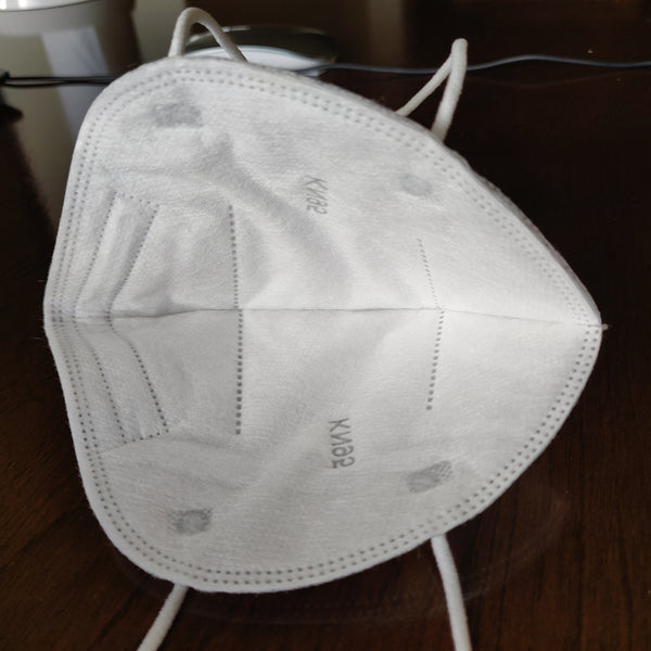 Disposable Folding Respirator Mask
