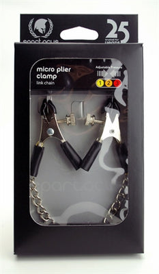 Adjustable Micro Plier Clamps - Link Chain SPF-31