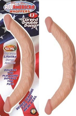 All American Ultra Whoppers - 13 in Curved Double Dong NW2521