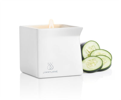 Afterglow Cucumber Water Massage Candle - 4.5 Oz. JJ-11736