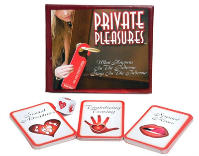 Private Pleasures BC-CG07