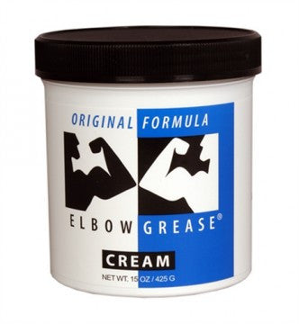 Elbow Grease Orignal Cream - 15 Oz. - undercoverparadise.com