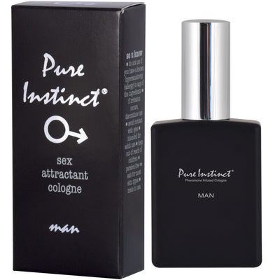 Pure Instinct Sex Attractant Cologne - 1 Fl. Oz. JEL4500-01